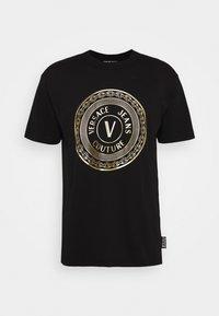 Versace Jeans Couture - MOUSE - T-shirts print - black - 4