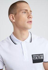 Versace Jeans Couture - Poloskjorter - bianco ottico - 4