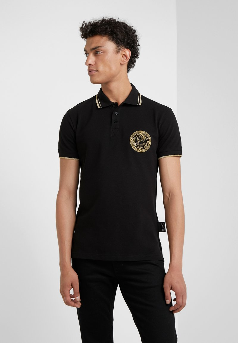 Versace Jeans Couture - Poloshirts - nero