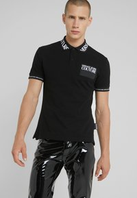 Versace Jeans Couture - Polo - black - 0