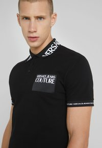 Versace Jeans Couture - Polo - black - 3