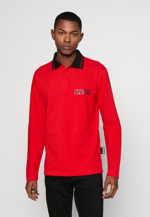 Poloshirts - red