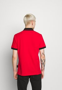 Versace Jeans Couture - PATCH - Poloshirt - red - 2