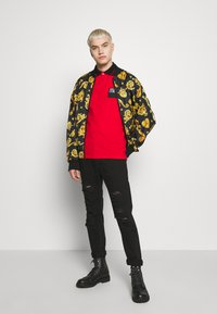 Versace Jeans Couture - PATCH - Poloshirt - red - 1
