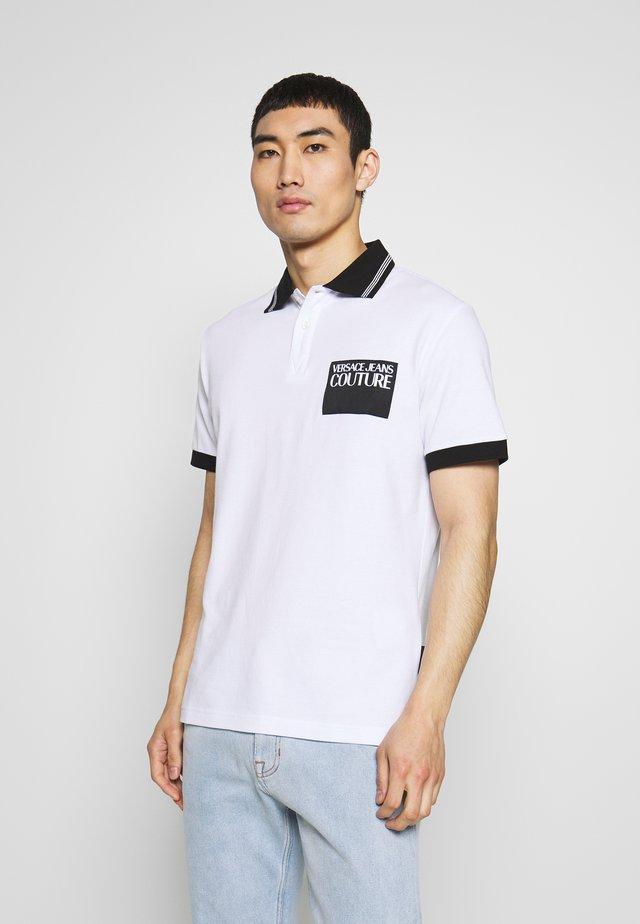 PATCH - Poloshirts - white
