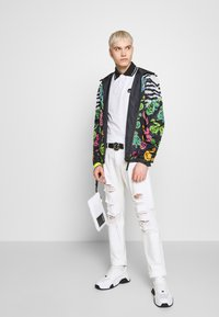 Versace Jeans Couture - PATCH - Poloshirt - white - 1