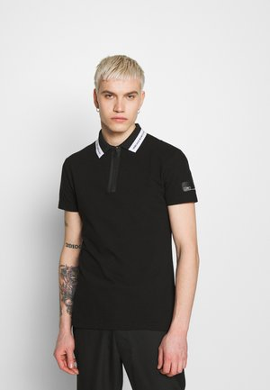 ZIP - Poloshirt - black