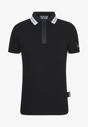 ZIP - Poloshirts - black