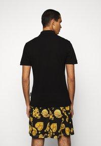 Versace Jeans Couture - PLAIN - Polo - black - 2