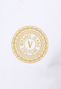 Versace Jeans Couture - ADRIANO LOGO - Poloshirt - bianco - 2