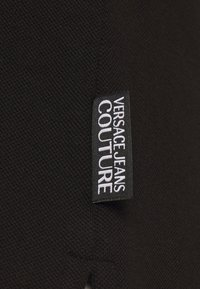 Versace Jeans Couture - PLAIN - Polo - nero - 5