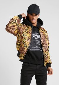 Versace Jeans Couture - Hoodie - nero - 1