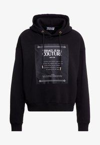 Versace Jeans Couture - Hoodie - nero - 4