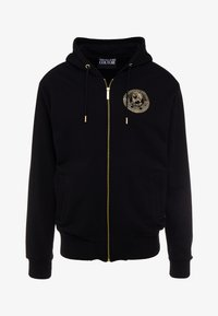 Versace Jeans Couture - FELPE UOMO - Zip-up hoodie - nero - 3
