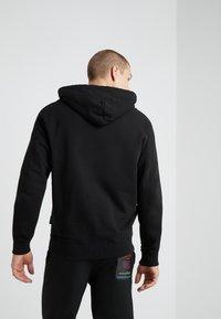 Versace Jeans Couture - FELPE UOMO - Zip-up hoodie - nero - 2