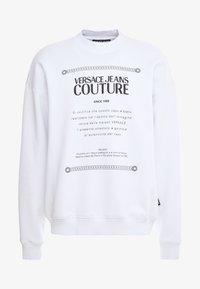 Versace Jeans Couture - FELPE UOMO - Sweatshirt - white - 3