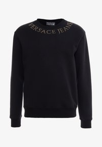 Versace Jeans Couture - EMBELLISHED - Mikina - nero - 3