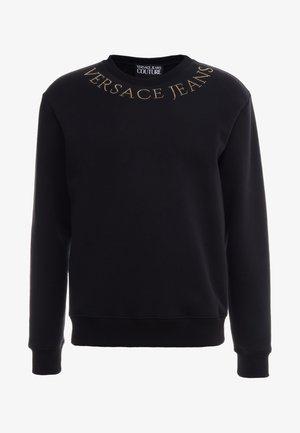 EMBELLISHED - Sweatshirt - nero
