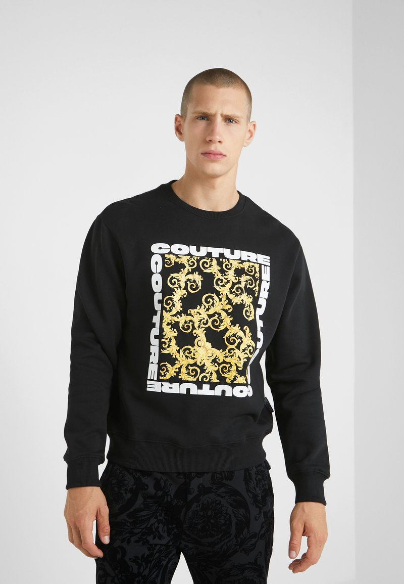 Versace Jeans Couture - LOGO - Sudadera - black