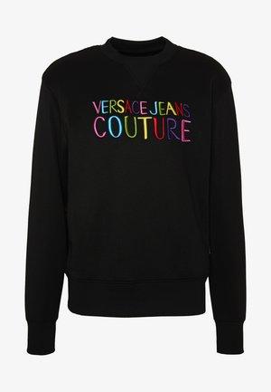 COLOUR LOGO - Sweatshirt - black