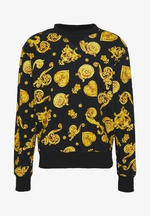 GIOIELLI PRINT ALLOVER - Sweatshirt - black
