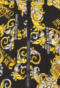 Versace Jeans Couture - Hoodie met rits - nero - 6