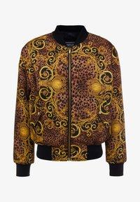 Versace Jeans Couture - GIUBBETTI UOMO - Bomber bunda - gold - 5