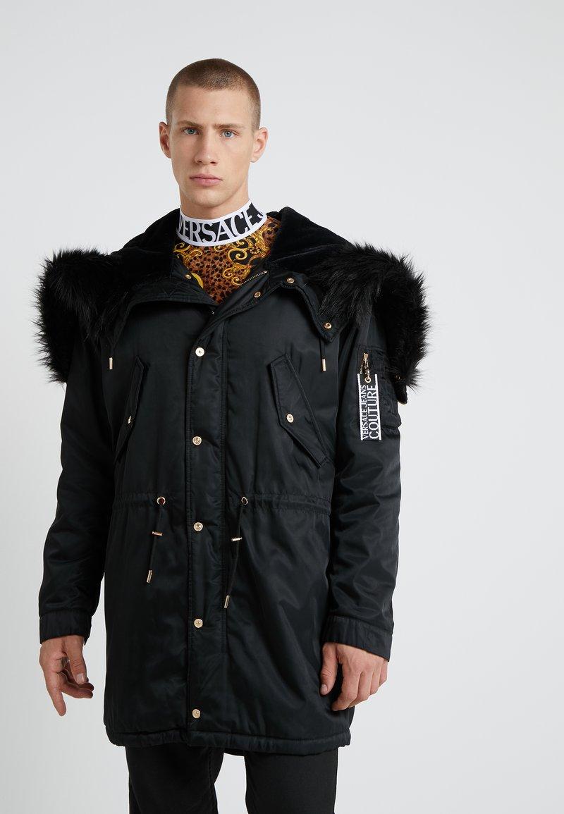 Versace Jeans Couture - CAPOSPALLA - Vinterfrakker - nero