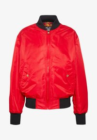 Versace Jeans Couture - REVERSIBLE BOMBER - Bomber Jacket - red - 8