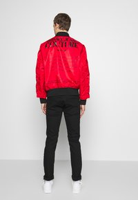 Versace Jeans Couture - REVERSIBLE BOMBER - Bomber Jacket - red - 2