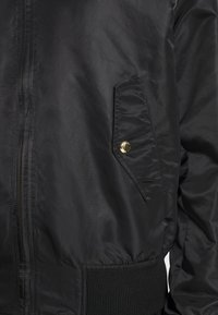Versace Jeans Couture - REVERSIBLE BOMBER - Bomberjacka - black - 8