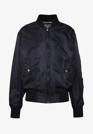REVERSIBLE BOMBER - Bomberjacks - black