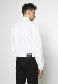 Versace Jeans Couture - JACKET ICON - Džínová bunda - white - 2