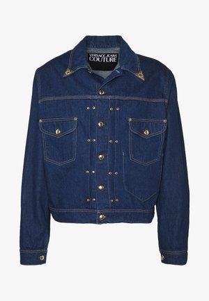 JACKET ICON - Kurtka jeansowa - indigo