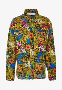 Versace Jeans Couture - JACKET ALLOVER PRINT - Jeansjacke - multi - 4