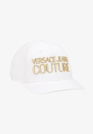 LOGO EMBROIDERED - Gorra - white