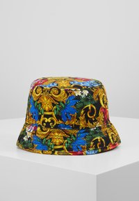 Versace Jeans Couture - BAROQUE PRINTED BUCKET HAT - Hat - multi-coloured - 3