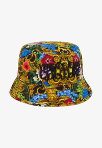 Versace Jeans Couture - BAROQUE PRINTED BUCKET HAT - Hat - multi-coloured - 1