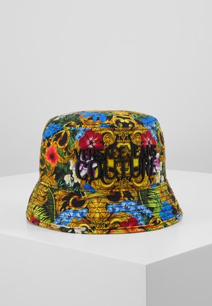 BAROQUE PRINTED BUCKET HAT - Hat - multi-coloured