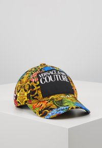 Versace Jeans Couture - BAROQUE PRINTED LOGO - Casquette - multi - 0