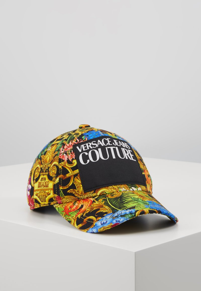 Versace Jeans Couture - BAROQUE PRINTED LOGO - Casquette - multi
