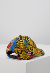 Versace Jeans Couture - BAROQUE PRINTED LOGO - Casquette - multi - 4