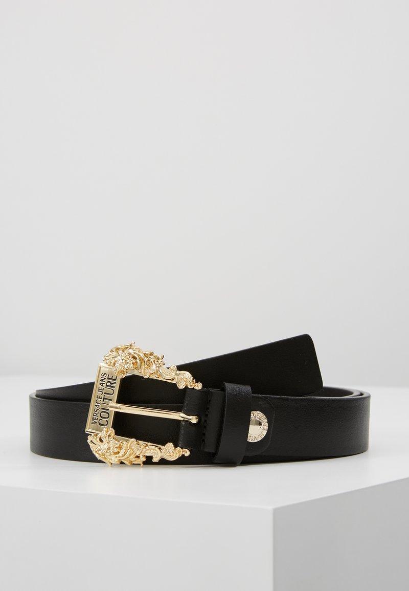 Versace Jeans Couture - BELT - Gürtel - nero