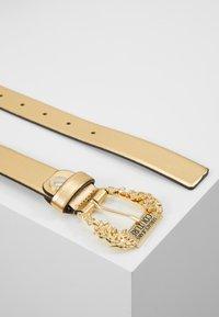 Versace Jeans Couture - BELT - Gürtel - oro - 2