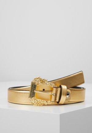 BELT - Gürtel - oro