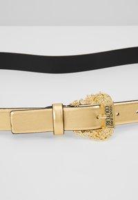 Versace Jeans Couture - BELT - Gürtel - oro - 5