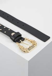 Versace Jeans Couture - VITELLO SIDNEY - Skärp - black - 2