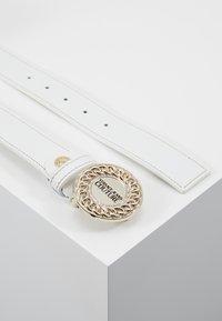 Versace Jeans Couture - Gürtel - white - 2