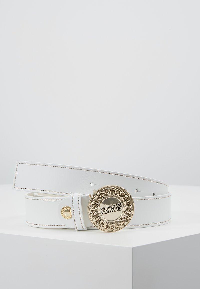 Versace Jeans Couture - Gürtel - white