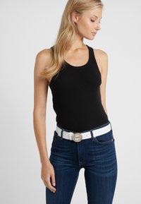 Versace Jeans Couture - Gürtel - white - 1
